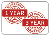 One year warranty img Number img